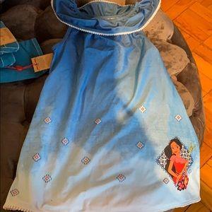Disney princess coverup
